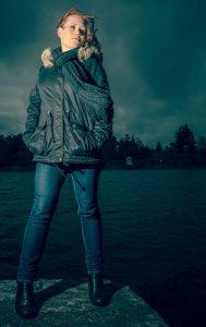 Jannica Figur, Fotograf Ian Fahlman Morgan