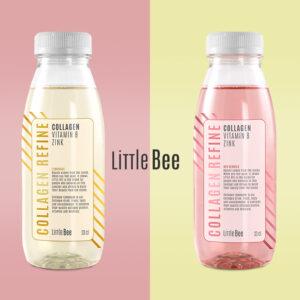LittleBee Logo och produkt - Design och foto Jannica Figur
