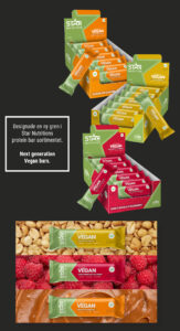 Next generation bars - Star Nutrition - design Jannica Figur