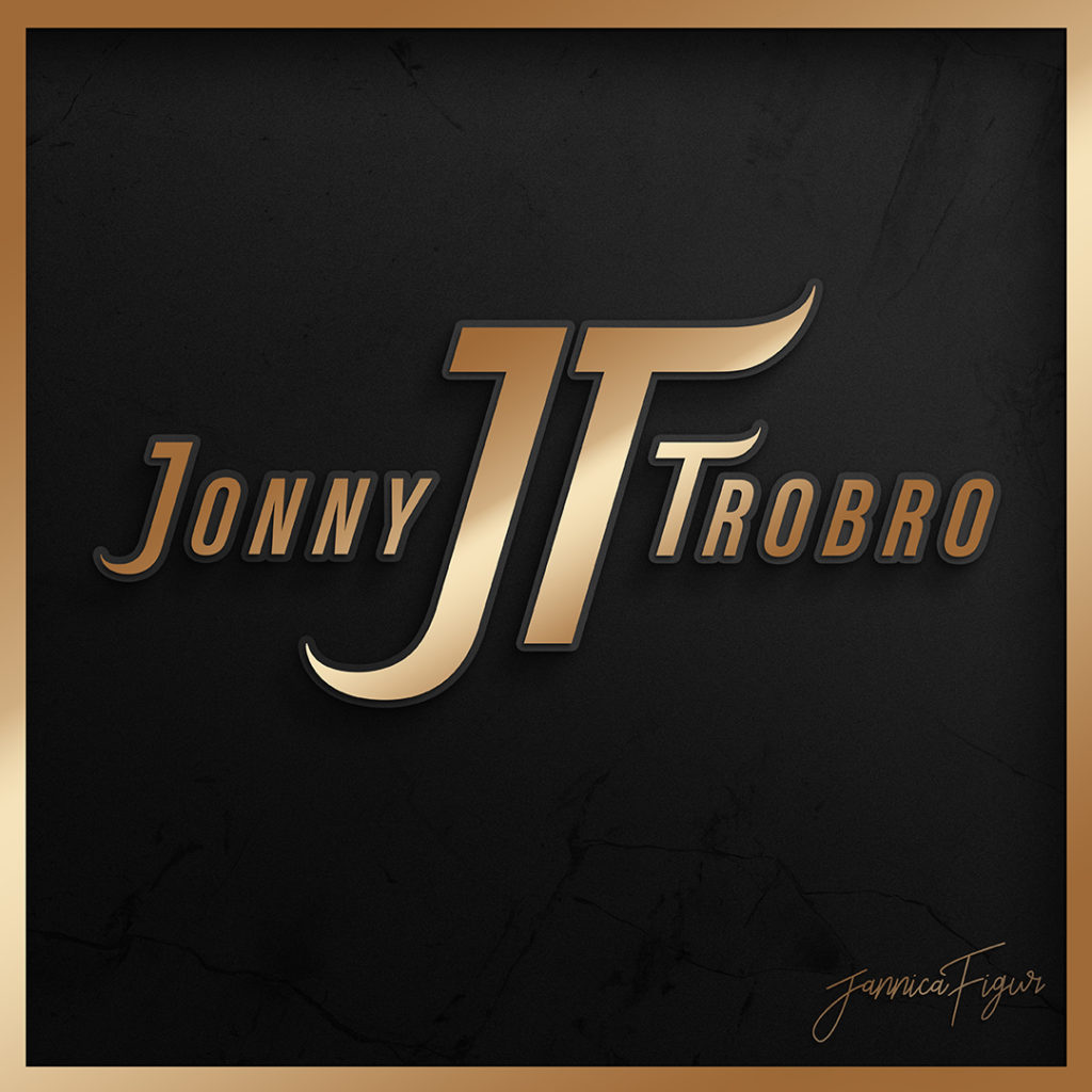 Jonny Trobro Logotype svensk musiker
