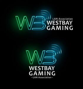 Westbay gaming logo Design Jannica Figur