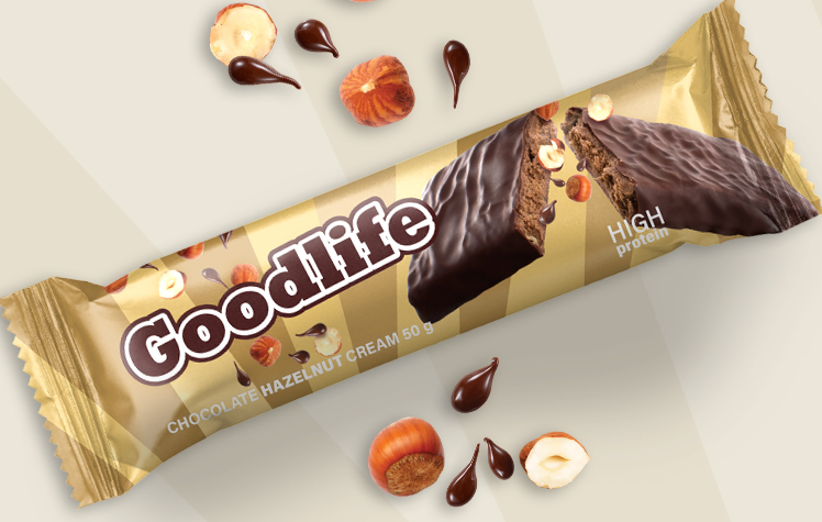 Goodlife -Hazelnut-design jannica figur